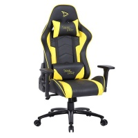 steelplay pc gaming chair sgc01 yellow