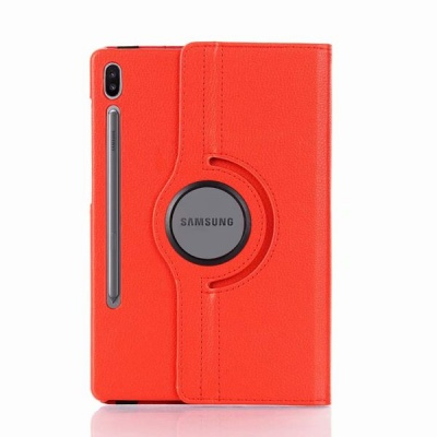 Photo of Samsung Favoeable impression-Rotate Stand Case for Tab S6 Purple