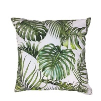 jungle cream scatter cushion cover 60cm x cushion