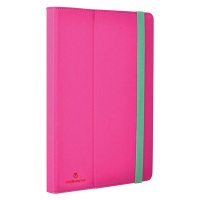 volkano core series 7 tablet cover pink
