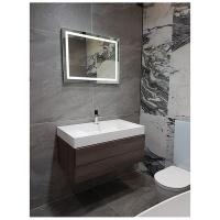 linea luce led bathroom mirror with ir sensor 60x80 mirror
