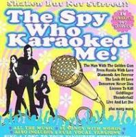 spy who karaoked me import cd karaoke