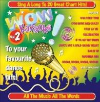 wow lets karaoke vol 2 import cd karaoke