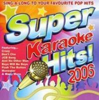 super karaoke hits 2006 import cd karaoke