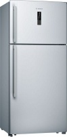 bosch series 4 freestanding fridge freezer top 490l fridge