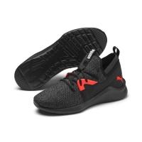 puma emergence shoes blackred shoe