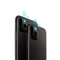 Mocolo 2 Sets of Tempered Glass Films for iPhone 11 PRO MAX Camera Lens