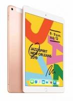 apple ipad 7 102 cellular gold tablet pc