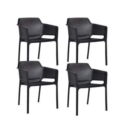 Photo of Breeze Arm Chairs - Set of 4