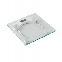 glass bathroom scale lcd display scale