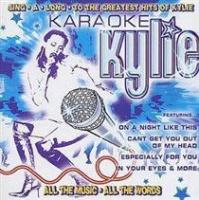 karaoke kylie import cd karaoke