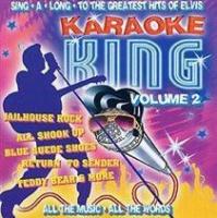 karaoke king vol 2 import cd karaoke
