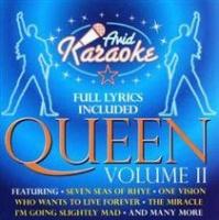 karaoke queen vol 2 import cd karaoke
