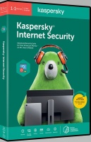 Kaspersky 2020 Internet Security 1 1 DEV 1 year DVD
