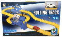 Super Bridge Rolling Racing Car Track