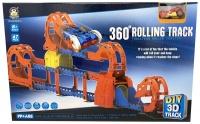 Super 360 Rolling Racing Car Track