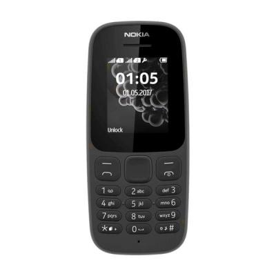 Photo of Nokia 105 Neo Single - Black Cellphone