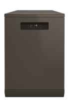 defy eco 15 place corner wash manhattan grey dishwasher