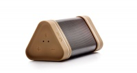 hercules wae outdoor 04 plus bluetooth speaker brown home audio stereo