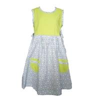summer dress circles girl