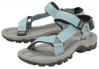 gola blaze sandal aqua grey