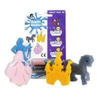 bath beans fairy tale bath toy
