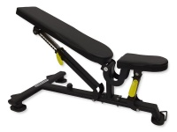 justsports adjustable bench