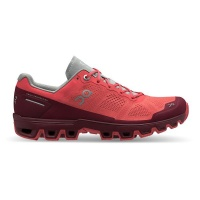 on running womens cloudventure trail shoes coral shoe