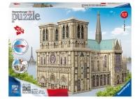 Ravensburger 324 Piece 3D Puzzle Notre Dame