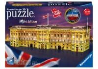 Ravensburger 216 Piece 3D Puzzle Buckingham Palace Night Edition
