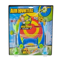 air hunter bow and arrow set small pretend play