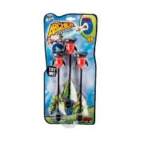 air hunter arrow refill pack 3 piece pretend play