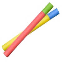 bulk pack x 2 water blaster tube 55cm water toy