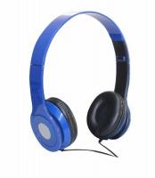 av electronics headphones blue electronic toy