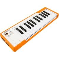 arturia microlab orange midi controller