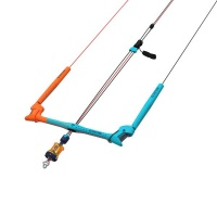 duotone kiteboarding trust bar qc sm 22m and freeride quick