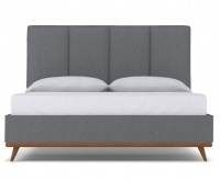 strohberry chicago linen headboard mattress