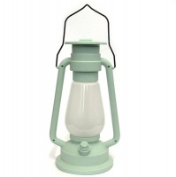 ph home retro led frosted glass lantern duck egg blue home decor