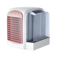 mini air cooler pink