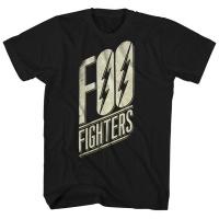 rock ts foo fighters lightning logo gaming merchandise