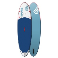 fanatic pure air inflatable sup 104