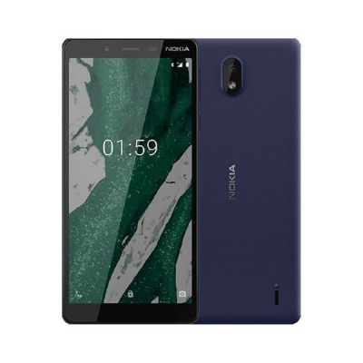 Photo of Nokia 1 Plus Single 1GB RAM - Blue Cellphone