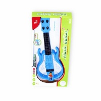 Music Guitar The Development Of All Aspects Toy Blue