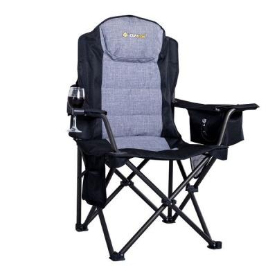 Photo of Big Boy Arm Chair - Black -220kg
