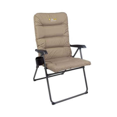 Photo of Coolum 5 Position Padded Arm Chair- 150kg