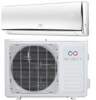 infinity 18000btu split air conditioner indoor and outdoor