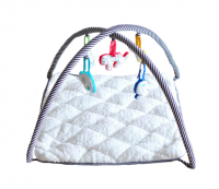 babyluv play mat and mobile colourful decor