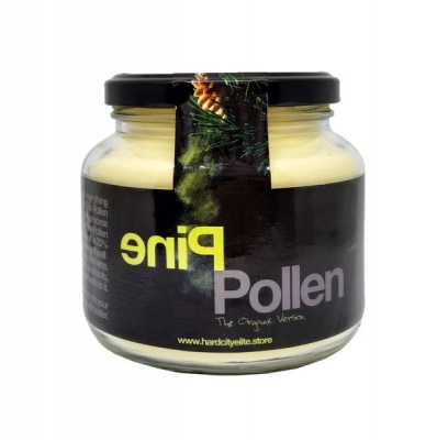Photo of Hard City Elite Organic Pure Pine Pollen