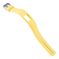 killerdeals silicone strap for garmin vivofit 4 ml yellow accessory