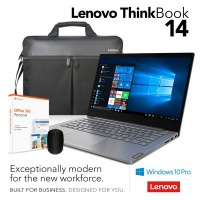 lenovo thinkbook 14 core i7 notebook bundle